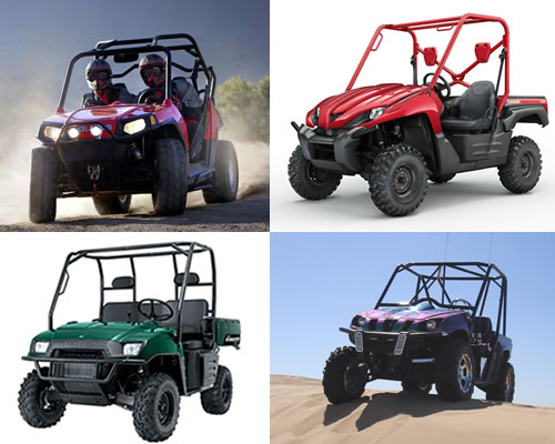 UTV Product Reviews